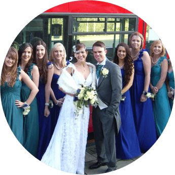 1st Bus Stop Wedding Hire
